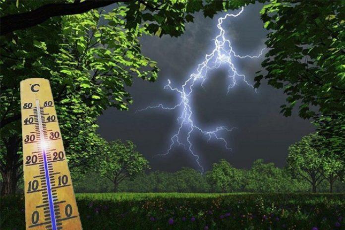 Грози, град і шквалистий вітер: синоптики попередили прикарпатців про погіршення погоди