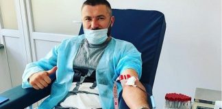 """Колишній капітан ФК """"Прикарпаття"""" розповів про своє благородне хобі – донорство крові"""