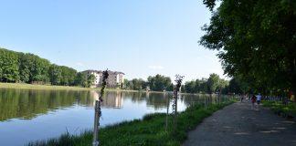 Рятувальники не пустили нетверезих прикарпатців скупатись у міському озері