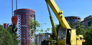 На «Позитроні» чергові «розкопки» - «тепловики» готують місто до нового опалювального сезону