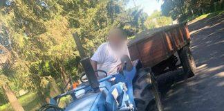 Житель Тисмениччини незаконно перевозив гравій ФОТО