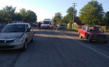 На Прикарпатті водій збив 12-річну дівчинку на пішоходному переході