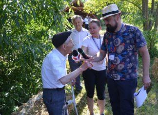 На Франківщині провели перший фестиваль усної оповіді «Озерце»