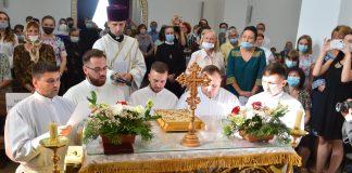 Митрополит Володимир Війтишин рукоположив п'ятьох нових священників ФОТО