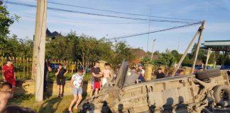 Один з водіїв був на підпитку: відомі деталі жахливої автотрощі на Прикарпатті, в якій загинула сім'я, ще двоє людей в лікарні ФОТО