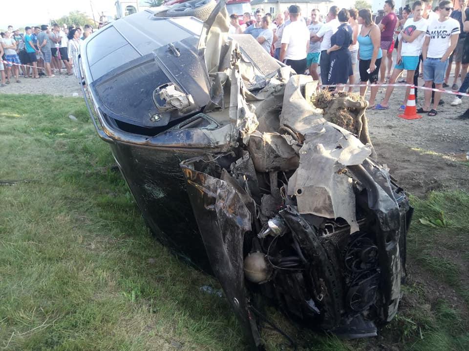 Винуватця жахливої автотрощі на Прикарпатті, в якій загинула сім'я, затримали ФОТО