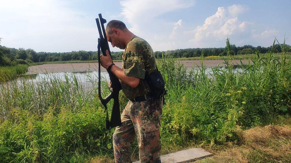 Поліціянти на Прикарпатті склали 42 протоколи на порушників правил полювання ФОТО