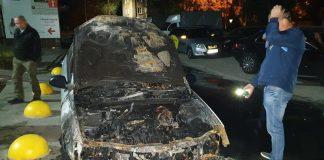 Вина за підпал автомобіля журналіста «Схем» лежить на Зеленському