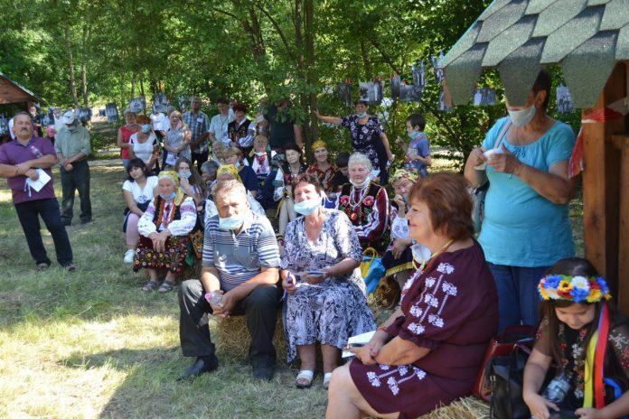 На Прикарпатті відбувся фестиваль усної оповіді