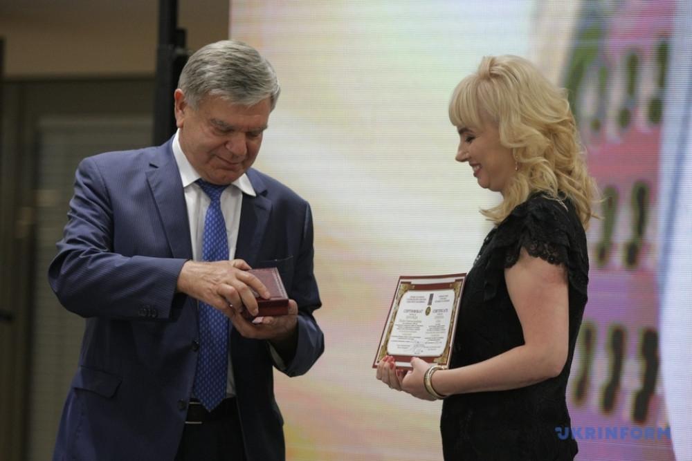 Прикарпатця визнано найкращим лікарем України ФОТОРЕПОРТАЖ