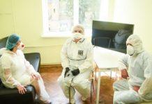 У прикарпатських медзакладах продовжують облаштовувати кімнати для медиків ВІДЕО
