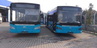 Франківськ планує купити ще 9 автобусів за схемою лізингу