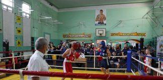 В Івано-Франківську відбувся Всеукраїнський боксерський турнір