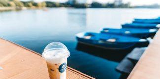 На міському озері запрацювала перша муніципальна кав'ярня
