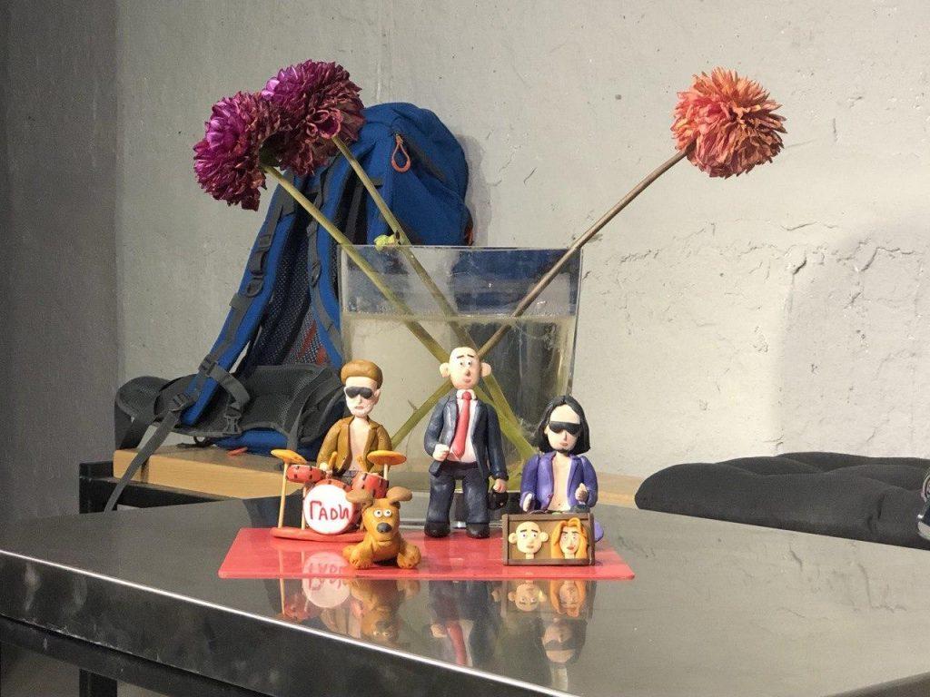 Івано-франківська майстерня «Теплі іграшки» презентувала фан-кліп на пісню легендарних «Братів Гадюкіних» ВІДЕО