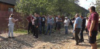 В підтоплених Білих Ославах взялись коригувати списки постраждалих від червневої повені