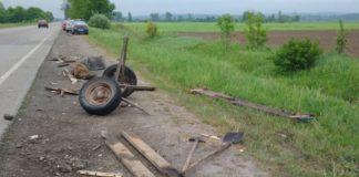 У селі на Коломийщині трапилося ДВІ серйозні ДТП упродовж однієї ночі