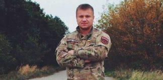 Від важкої недуги помер легендарний комбат УДА та «Правого сектору» Андрій Гергет - позивний «Червень»