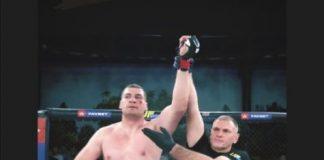 Франківський боєць переміг у Харкові на змаганні з мікс-файту