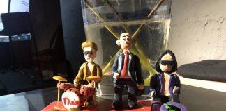 Івано-франківська майстерня «Теплі іграшки» презентувала фан-кліп на пісню легендарних «Братів Гадюкіних»