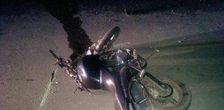 На Прикарпатті посеред ночі розбився на смерть ще один молодий молодий мотоцикліст