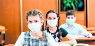 Медичні маски та температурний скринінг: в яких умовах вчитимуться прикарпатські школярі з 1 вересня