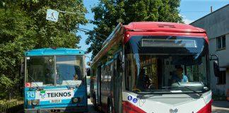 У суботу на «Каскаді», на деякий час, змінять схему руху комунального транспорту