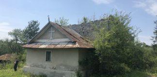 В Івано-Франківській ОТГ віднайшли унікальну церкву ХІХ століття, яку взялися реставрувати