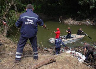В гірській річці виявили тіло ще одного прикарпатця