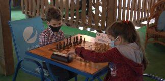 В обласному центрі відбувся дитячо-юнацький шаховий турнір ВІДЕО