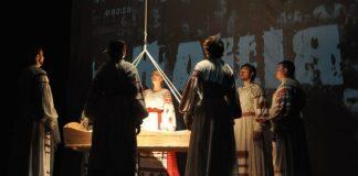 Франківські актори готують виставу спільно з людьми з інвалідністю ВІДЕО