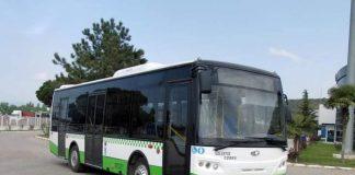 Івано-Франківськ закупить дев'ять нових комунальних автобусів