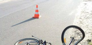 Цьогоріч на Прикарпатті збільшилася кількість аварій з велосипедистами ВІДЕО