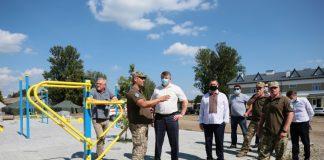 Очільник Прикарпаття пообіцяв покращити умови відпочинку та реабілітації військових ФОТО