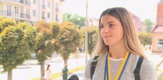 Прикарпатка виборола перемогу на Чемпіонаті України з легкої атлетики ВІДЕО