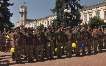 Прикарпатців запрошують на службу у 10 гірсько-штурмову бригаду