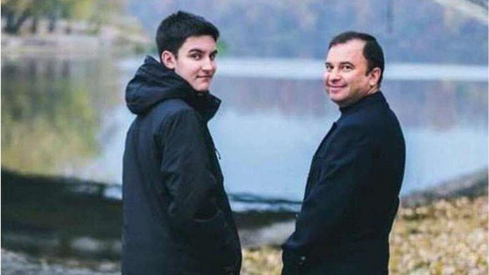 Відійшов у вічність син Віктора Павліка, який довго боровся з онкологічним захворюванням