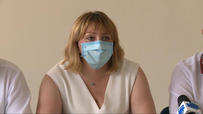 Прикарпаття відвідала перша заступниця міністра охорони здоров'я України ВІДЕО