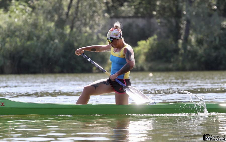 Викладачка одного із франківських ВНЗ вдало виступає на змаганнях із веслування ФОТОРЕПОРТАЖ