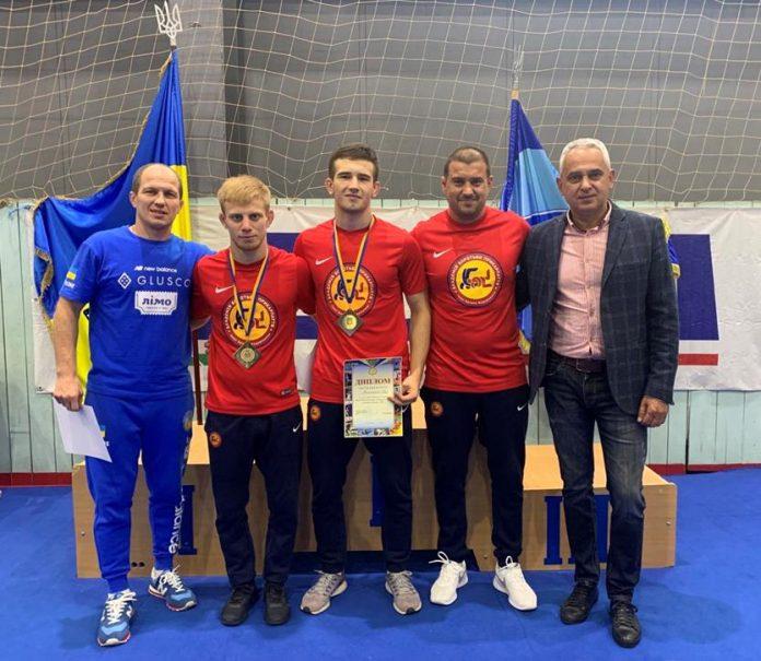Франківські студенти здобули золото на чемпіонаті України з вільної боротьби