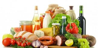 Європейські продукти на Центральному ринку