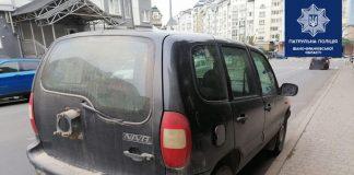 У Франківську водій за 200 гривень хотів відкупитися від патрульних