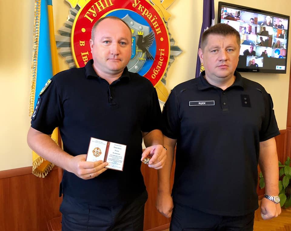 У поліції Прикарпаття відзначили найкращих службовців ФОТО