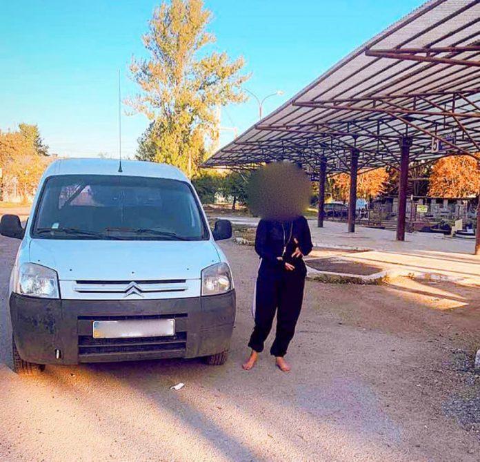 Випила та захотіла покататися: на Франківщині затримали молоду зловмисницю