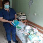 В ОДКЛ волонтери передали обладнання майже на 17 тисяч гривень