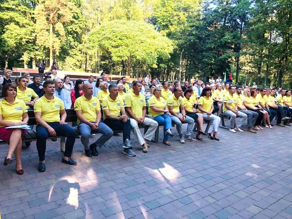 «Свободівці» затвердили кандидата на посаду мера та претендентів на депутатські крісла у Франківській міськраді ФОТО та ВІДЕО