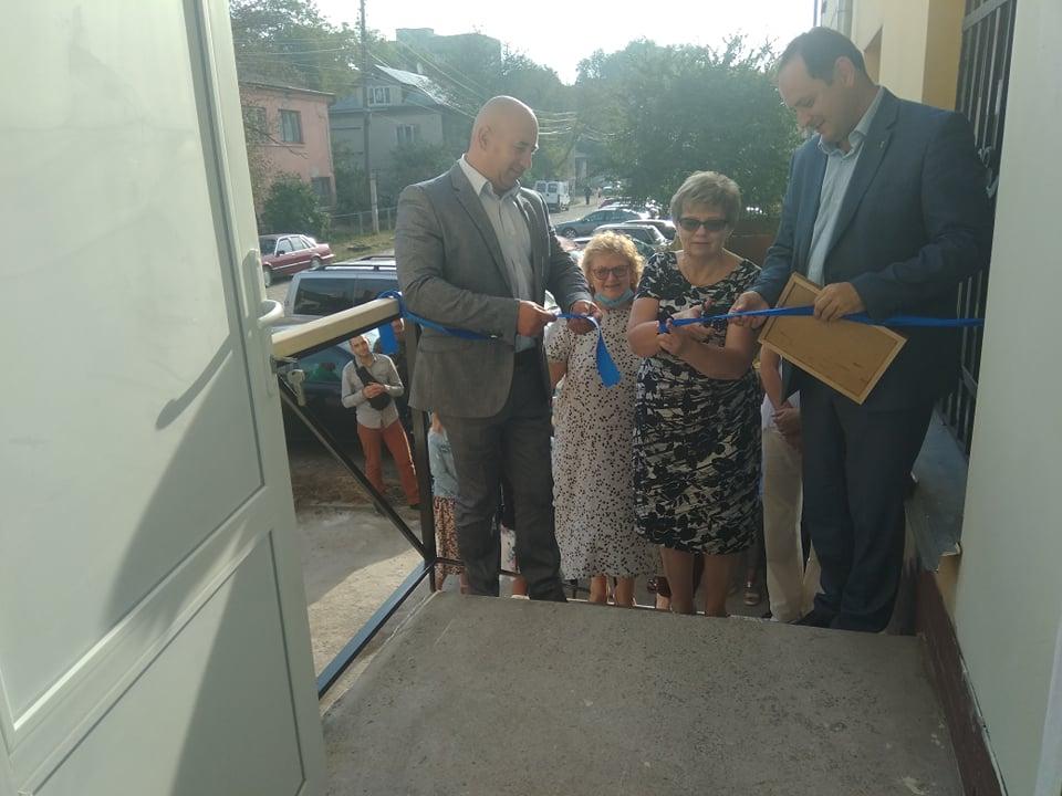 У Івано-Франківську відкрили оновлене приміщення будинку нічного перебування ФОТО