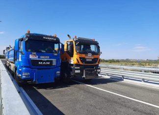 Міст через Дністер на Калущині успішно пройшов випробування ФОТО