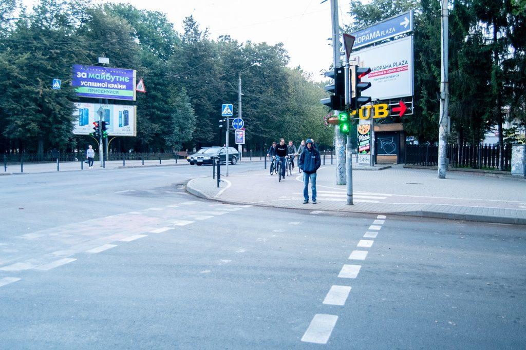 «Чорна п'ятниця» за розкладом: Марцінків провів рейд вулицями міста ФОТО