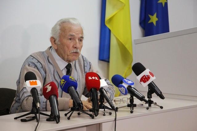 Відійшрв у засвіти видатний прикарпатський судово-медичний експерт Омелян Левицький